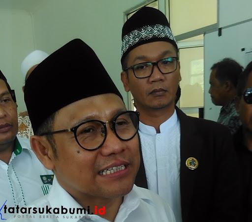 Wakil Ketua MPR-RI, Muhaimin Iskandar/ Foto : Rapik Utama (14/1/2019)