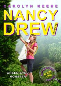 Green-Eyed Monster By Carolyn Keene