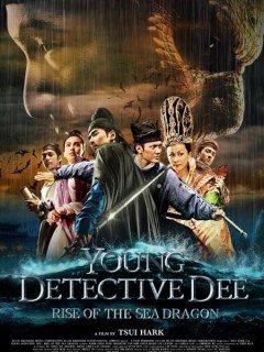 Địch Nhân Kiệt: Rồng Biển Trỗi Dậy - Young Detective Dee: Rise Of The Sea Dragon (2013)