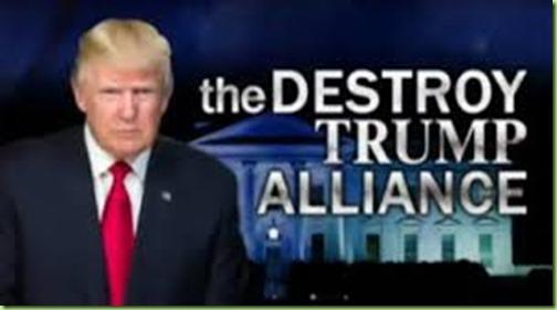 destroy trump
