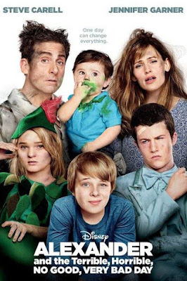 Alexander and the Terrible, Horrible, No Good, Very Bad Day (2014) BluRay 720p HD Watch Online, Download Full Movie For Free