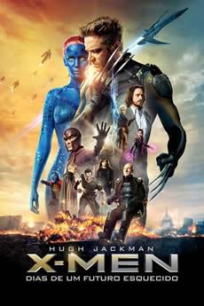 Baixar Filme X-Men: Dias de um Futuro Esquecido Torrent Grátis