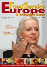 Debra Benton Euro Food Magazine, Debra Benton