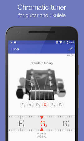 Guitar Tuner 2.1.5 screenshot 1590175