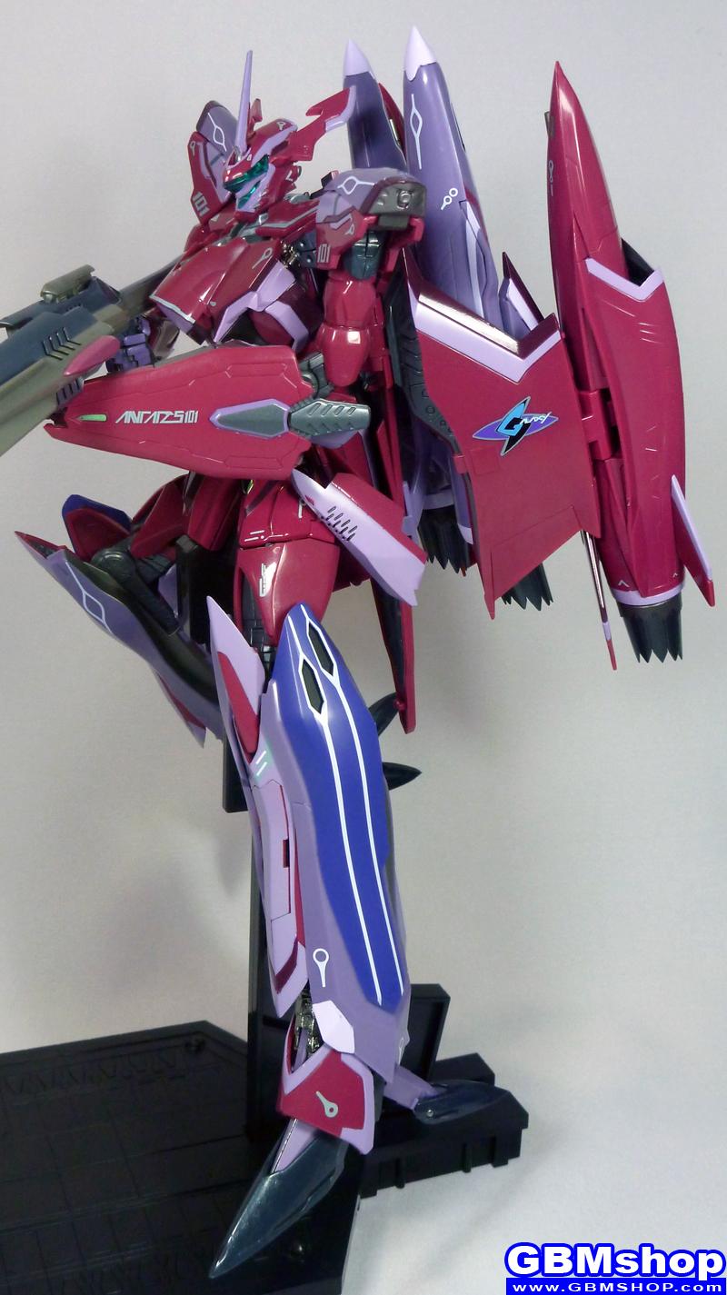 Macross Frontier VF-27 Super Lucifer Renewal Version Battroid Mode