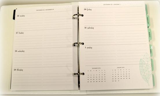 2017 planner - inside weekly DSC_3117