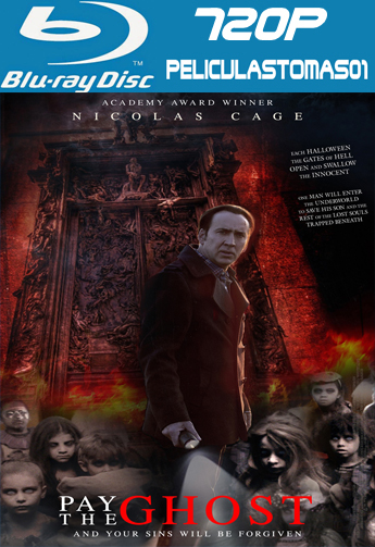 Pay the Ghost (La Maldición de Charlie) (2015) BDRip m720p