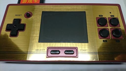 DSC 1873 thumb%25255B2%25255D - 【ガジェット?】「謎のポータブルゲーム機(笑)」「でかすぎフィジェットキューブ」「ポータブルひげそり」レビュー【夜のオイタ】