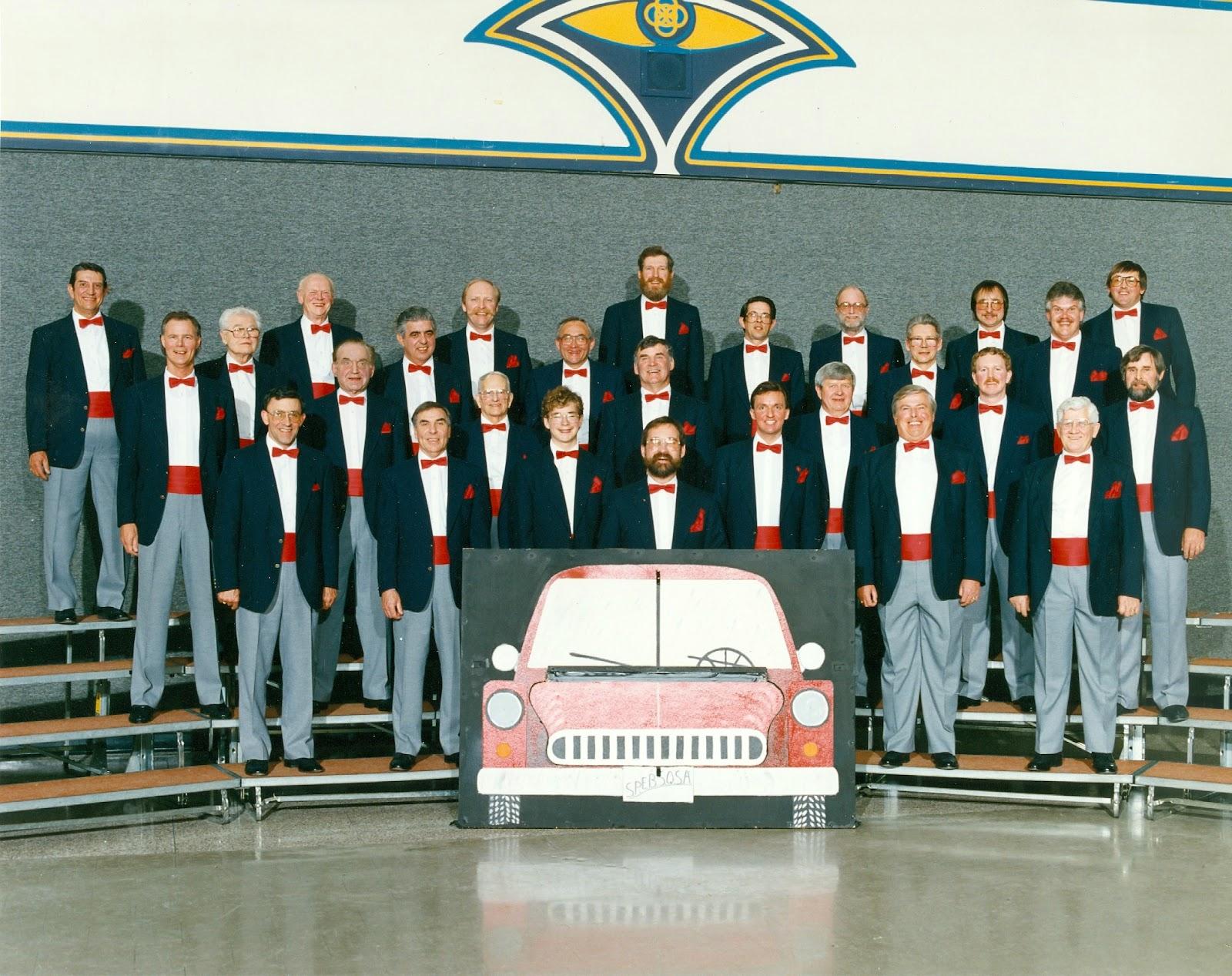 Pine Ridge Chorus - 1991