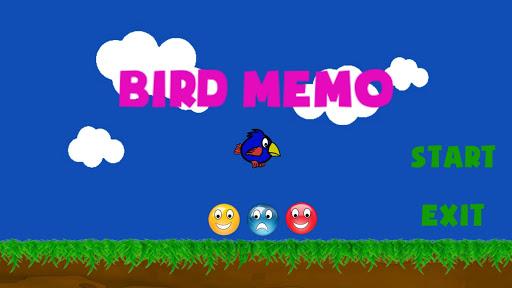 Pájaro Memo