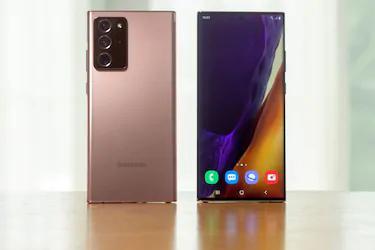 Samsung Galaxy Note 20 Ultra in Hindi