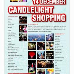 14-12-2013 Barneveld, Candlelight shopping