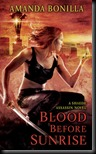 Blood Before Sunrise (Shaede Assassin, #2)
