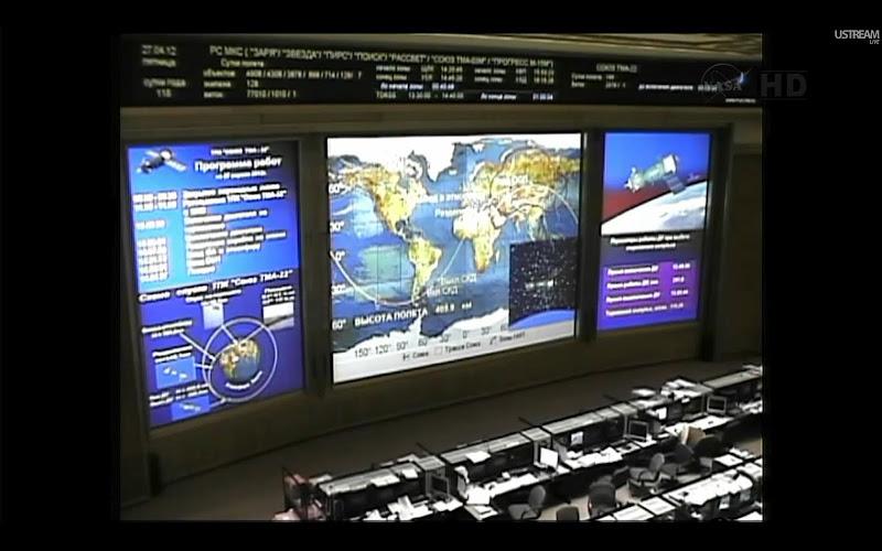 Retour de Soyouz TMA-22 le 27 avril 2012 Tma221