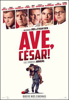 Ave, César! (2016) Torrent BRRip Blu-Ray 720p / 1080p CH 5.1 Dual Áudio