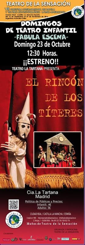 EL RINCON DE LOS TITERES