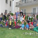 Oratorijski dan 2011 - Izdelovanje butaric
