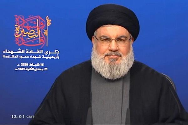 Sayyid Nasrullah: Duk Da Takunkumai Masu Tsanani Amma Iran Ta Tsaya Da Kafafunta
