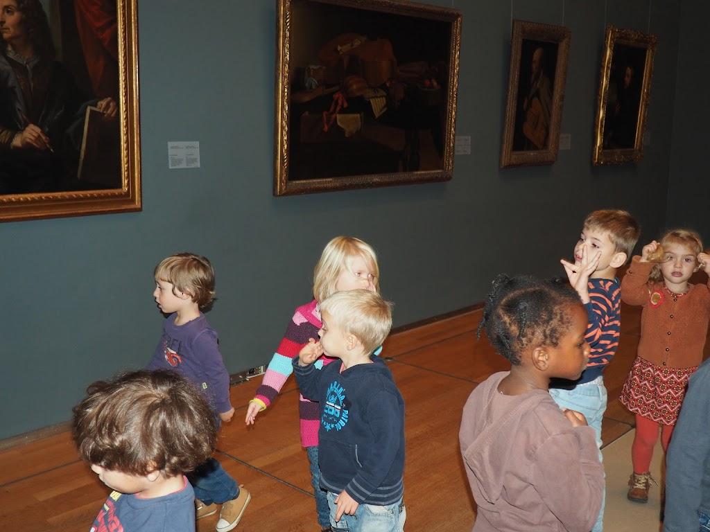 Leefgroep 1 ging naar het museum. - PA200044.JPG