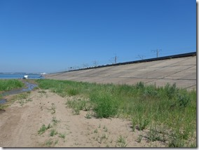 Bratsk barrage 2