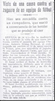 19250220 HERALDO MADRID Juicio recorte