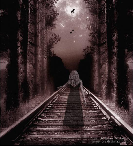 Lonely Tracks Ii, Ghosts