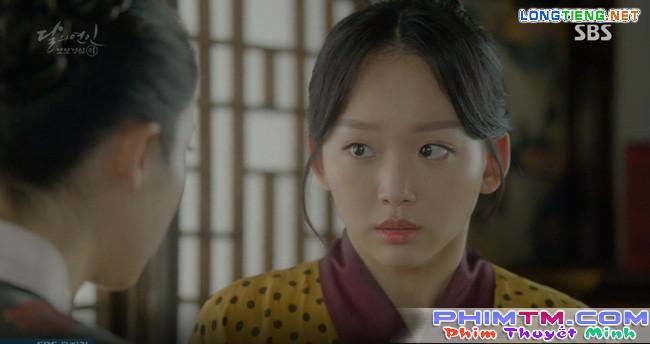 """Moon Lovers: """"Mười"""" Baekhyun chính thức có nụ hôn màn ảnh đầu tiên! - Ảnh 10."""