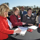 UACCH-Texarkana Creation Ceremony & Steel Signing - DSC_0130.JPG