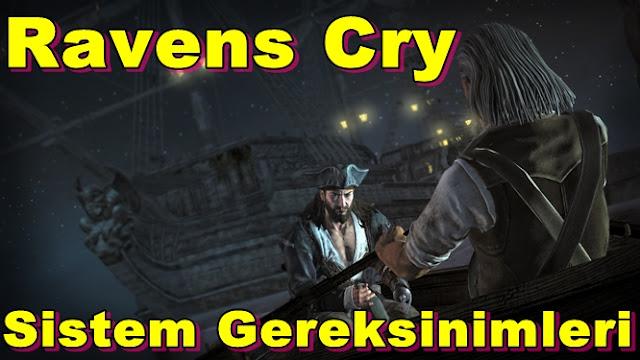 Ravens Cry PC Sistem Gereksinimleri