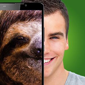 Animal en la cara simulador Gratis