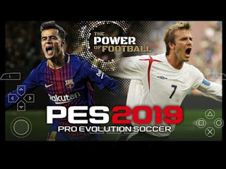 Download PES 2019 ISO File For Android and PPSSPP Console