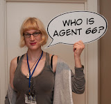 Charlie Jane Anders, Writer with Sign (and Drinks)