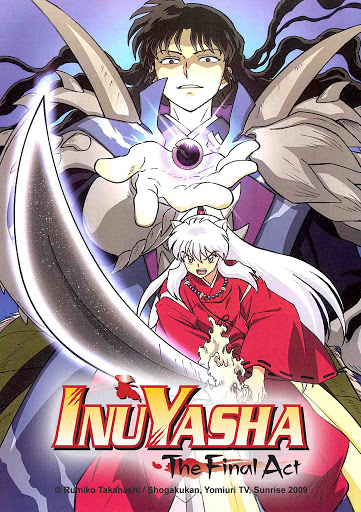 Inuyasha The Final Act ตอนที่ 25