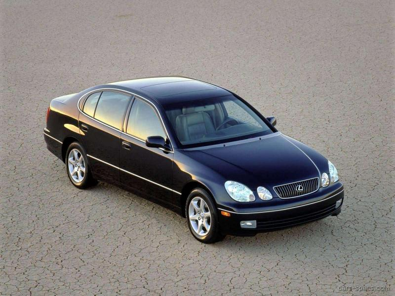 2004 Lexus Gs300 00003 Jpg