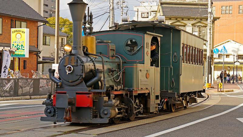 坊っちゃん列車 写真3