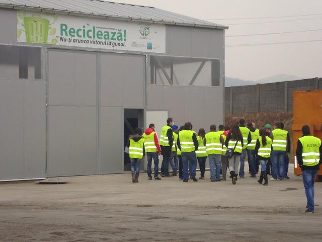 Vizita de studiu studenti din Sibiu - 10 noiembrie 2011 - DSC02424.JPG