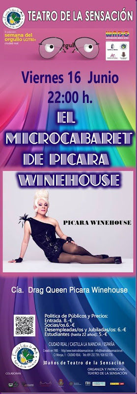 DRAG PICARA WINEHOUSE