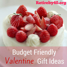 Budget Friendly Valentine Gift Ideas thumbnail