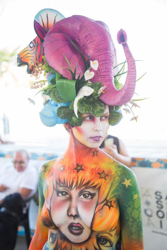IMG_4914 Color Sea Festival 2018 - Bodypainting a Fano