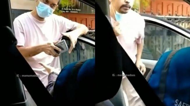 Viral Pria Ludahi Petugas PLN saat Listrik Rumah akan Dicabut di Medan