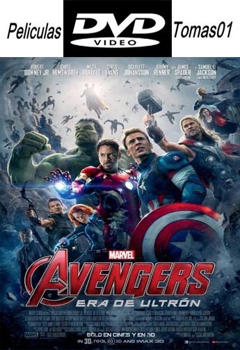 Avengers 2: Era de Ultrón (Vengadores 2: La era de Ultrón) (2015) DVDRip