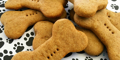 Potato Cranberry Christmas Cookies For Dog