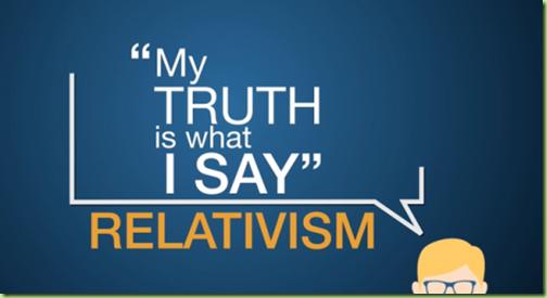 my truth relativism
