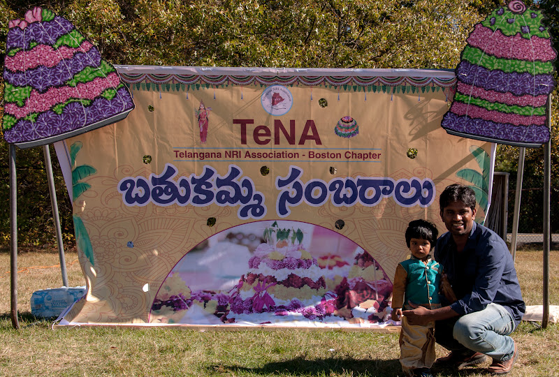 TeNA Boston Bathukamma 2015 Celebrations - 46.jpg