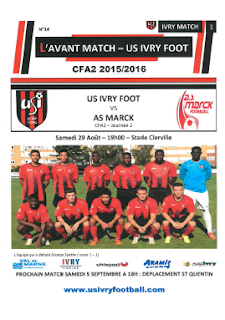 US IVRY FOOT - MARCK 29/08/2015
