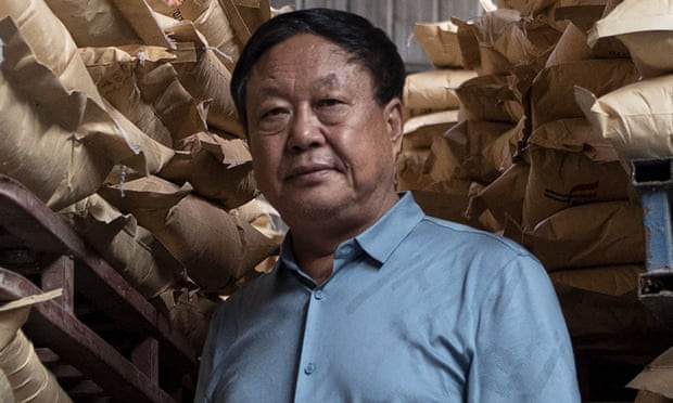 Chinese billionaire who criticised the government is jailed for 18 years for 'Provoking Trouble'