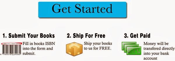 cara-cara menjual buku terpakai