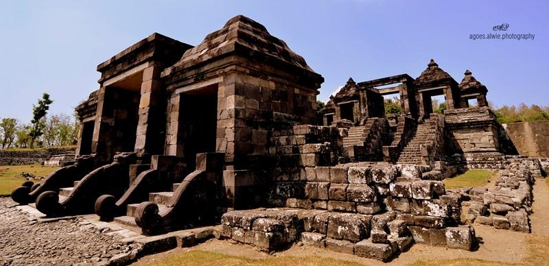 Ruins of Ratu Boko