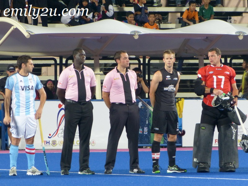 Championship Match 2012 Sultan Azlan Shah Cup - New Zealand vs. Argentina