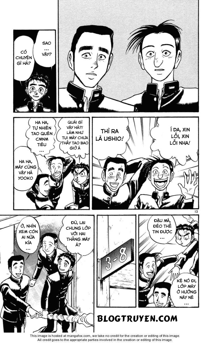 Ushio and Tora Chap 247 - Truyen.Chap.VN